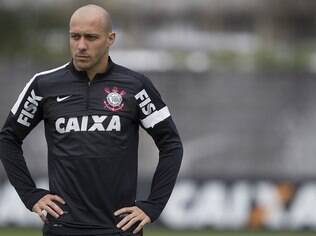 Alessandro, lateral do Corinthians