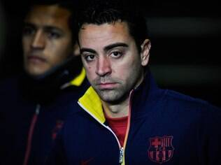 Xavi, do Barcelona, é cobiçado pelo New York Red Bulls