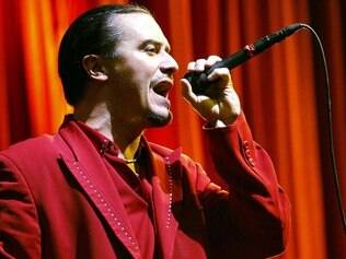 Mike Patton, vocalista do Faith No More