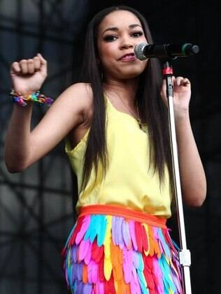 Dionne Bromfield no Summer Soul