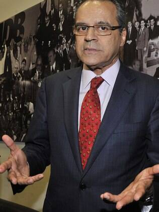 Líder do PMDB, Henrique Alves