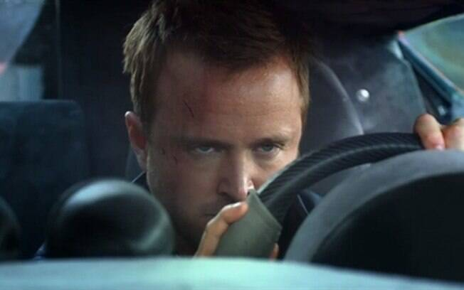 Aaron Paul no filme