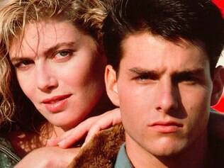 Kelly McGillis e Tom Cruise