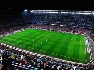Camp Nou, casa do Barcelona