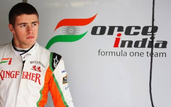 Paul di Resta fará sua segunda temporada como titular da Force India