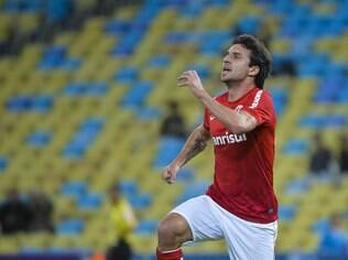 Scocco, atacante do Internacional