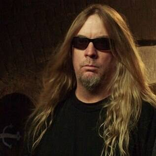Jeff Hanneman, guitarrista do Slayer