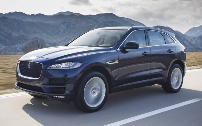 jaguar lan a vers es com motor 2 0 turbo do f pace. Black Bedroom Furniture Sets. Home Design Ideas