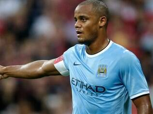 Vincent Kompany, zagueiro do Manchester City