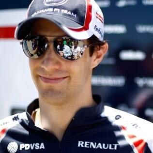 Bruno Senna, piloto da Williams