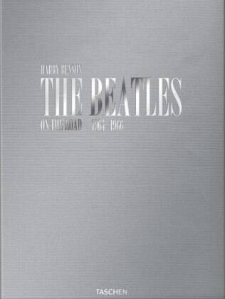 Capa de 'The Beatles – On the road 1964-1966'