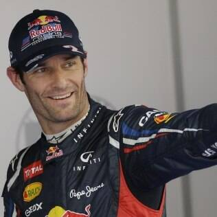 Mark Webber é o mais velho do grid da F1
