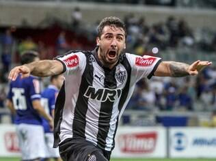 Lucas Pratto comanda o ataque do Atlético-MG