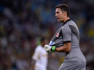Martin Silva: goleiro do Vasco