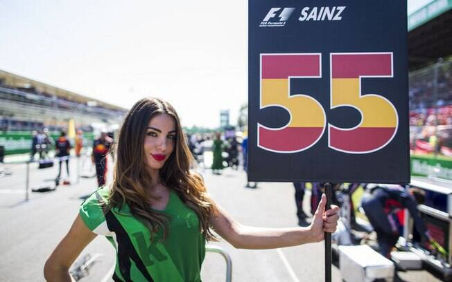 F-1 anuncia fim do uso das 'grid girls' nas provas