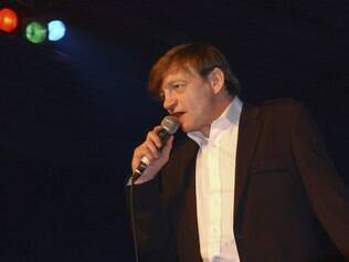 Mark E. Smith, líder do The Fall