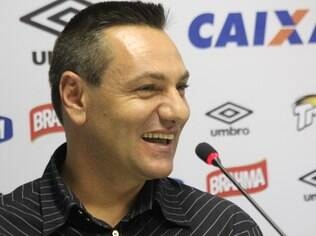 Doriva, novo técnico do Vasco