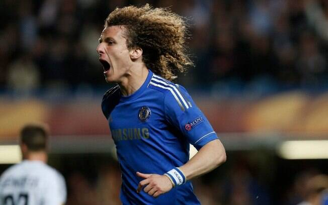 David Luiz, zagueiro do Chelsea