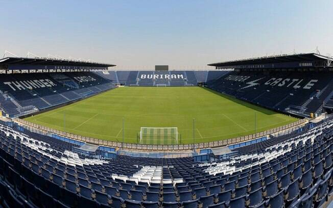 Thunder Castle, estádio do Buriram United