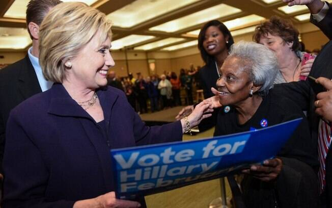 Hillary venceu as primárias democratas no Mississippi