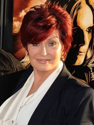 Sharon Osbourne: sem dar chance do câncer