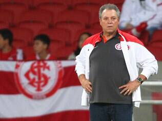 Abel Braga, técnico do Internacional