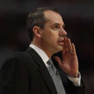 Frank Vogel, técnico do Indiana Pacers