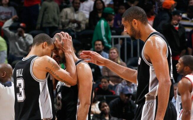 O experiente time do San Antonio Spurs foi o melhor do Oeste na temporada regular