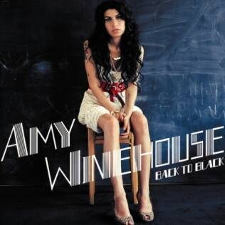 Capa do segundo disco de Amy Winehouse