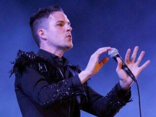 Brandon Flowers, vocalista do The Killers