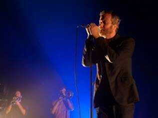 Matt Berninger, vocalista do National