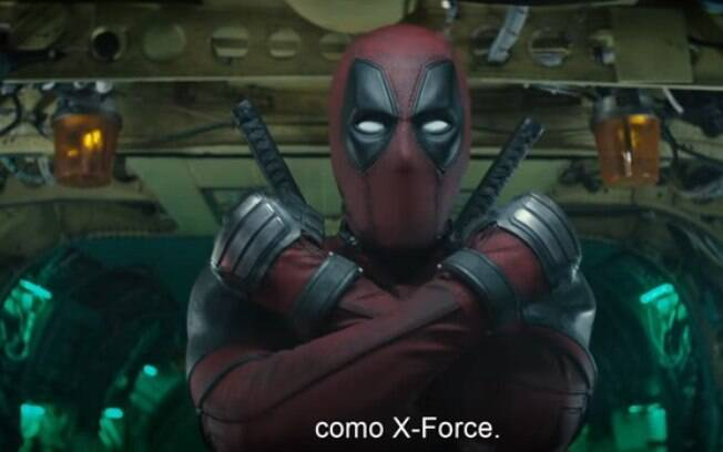 Deadpool vai liderar a X-Force no 2º filme