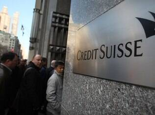 Sede do banco Credit Suisse, em Nova York