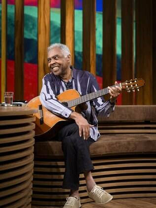 Gilberto Gil participa do