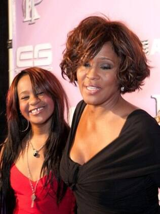 Whitney Houston e Bobbi Kristina