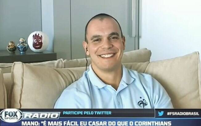 Mano deixa Fox Sports