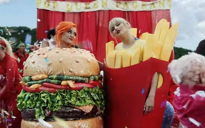 Taylor Swift e Katy Perry