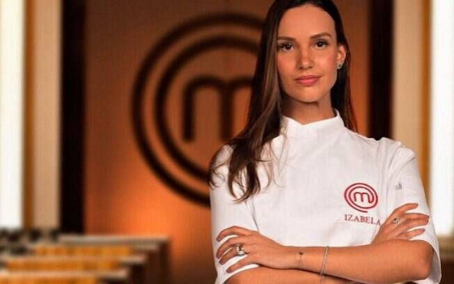 Izabela é eliminada do MasterChef