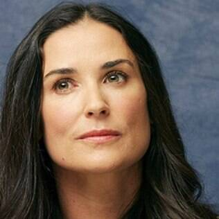 Demi Moore é escorpiana