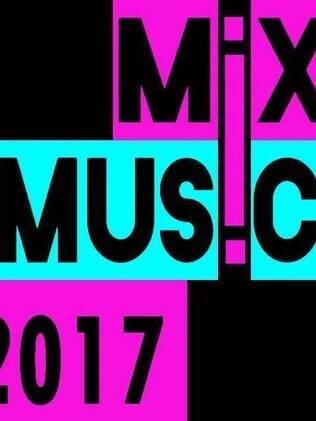 Logotipo do festival LGBT Mix Music
