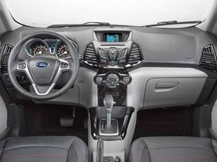 Painel do Ford EcoSport