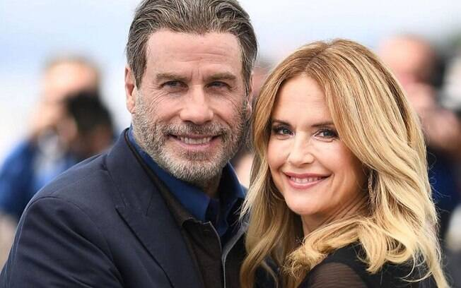 Jonh Travolta, Kelly Preston