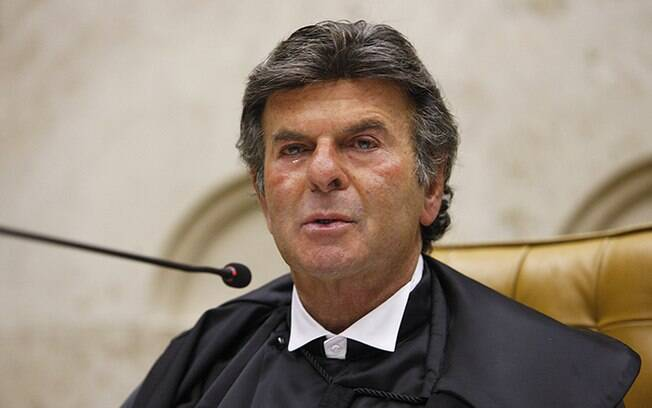 Luiz Fux%2C presidente do Supremo Tribunal Federal