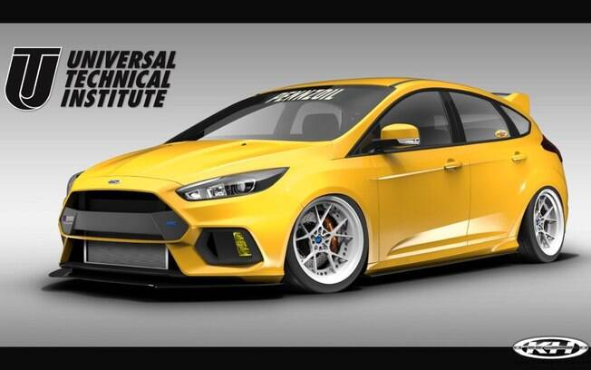 Ford Focus RS Universal
