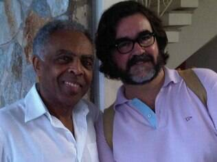 Gilberto Gil e Froes