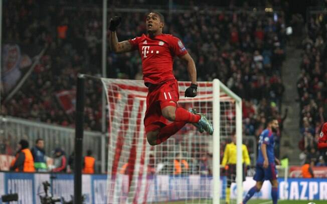 Douglas Costa é destaque no Bayern de Munique