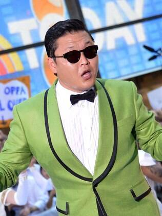 Psy, rapper sul-coreano autor do hit