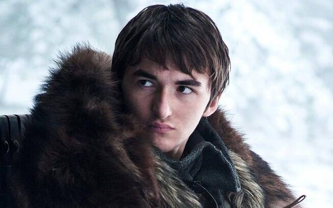 Bran em Game of Thrones