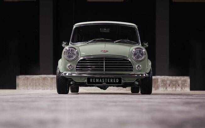 Mini Cooper Remastered