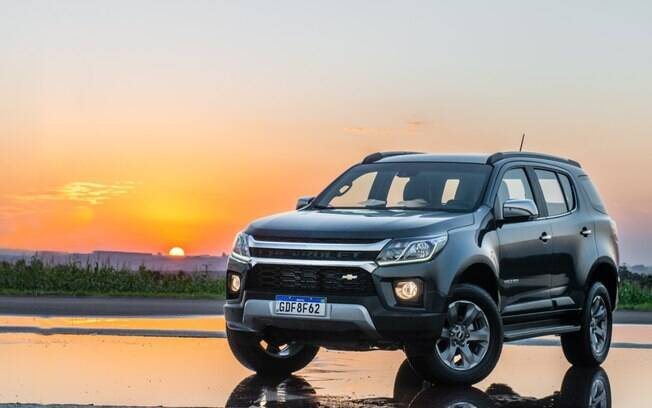 Chevrolet Trailblazer 2021